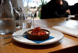 restaurant l'atelier Paimpont, Brocéliande