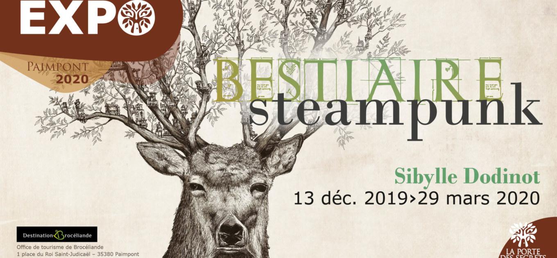 Bestiaire steampunk