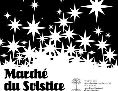 Marché du solstice 2019
