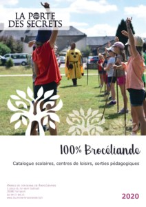 Couverture brochure scolaires 2020