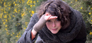 Julie, guide conteuse en Brocéliande