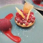 dessert restaurant les Bruyères