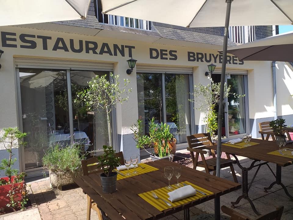 Hôtel-restaurant les Bruyères