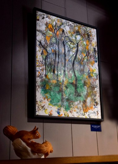 expo automne 2020 Brocéliande j'imagine ma forêt